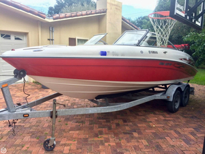 Used Yamaha SX 230 HO Bowrider Boat For Sale