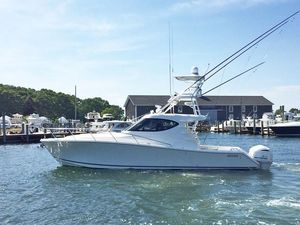 Used Jupiter Sport Bridge Sports Fishing Boat For Sale