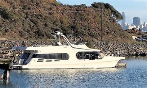 Used Bluewater Yachts 54 Motor Yacht For Sale