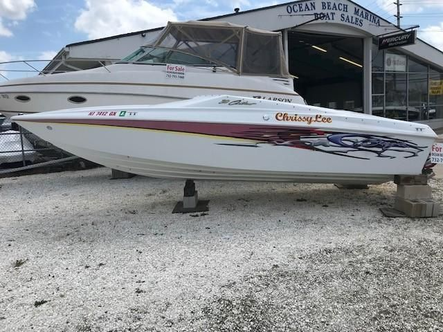 2005 Used Baja 20 Outlaw High Performance Boat For Sale