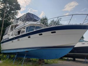 Used Hi-Star 44 Aft Cabin Motor Yacht For Sale