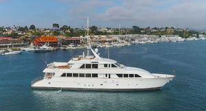 Used Palmer Johnson Custom Tri-deck Motoryacht Motor Yacht For Sale