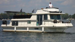 Used Harbor Master 45 Cruiser Boat For Sale