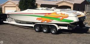 Used Magic Wizard 29 XL High Performance Boat For Sale