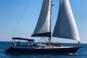 Used Morgan Nelson Marek 454 Sloop Sailboat For Sale