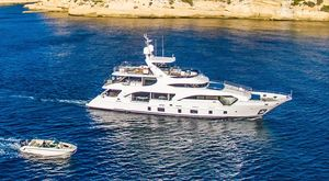 Used Benetti Tradition Supreme 108 Mega Yacht For Sale