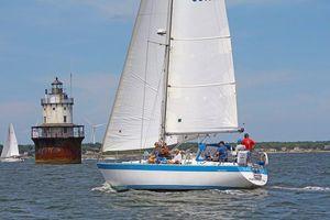 Used Wauquiez Hood 38 MKII Sloop Sailboat For Sale