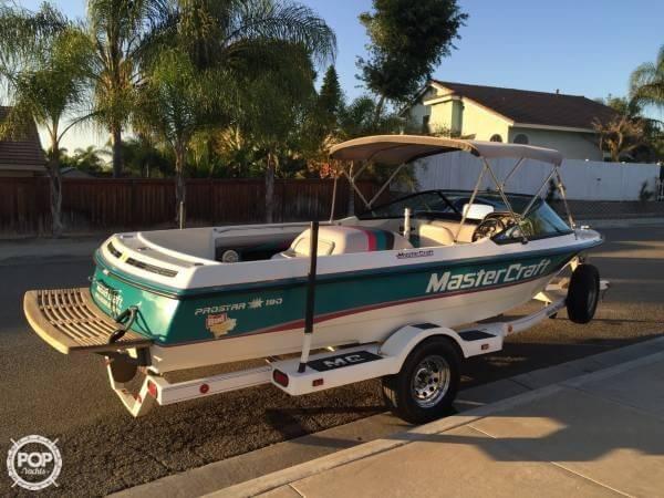 Used Mastercraft 190 Prostar Ski and Wakeboard Boat For Sale