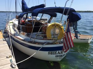 Used Shearwater East Orient 32 Cruiser Sailboat For Sale