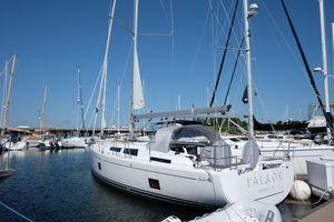 Used Hanse 418 Cruiser Sailboat For Sale