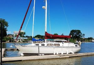 Used S2 9.2 Center Cockpit Cruiser Sailboat For Sale