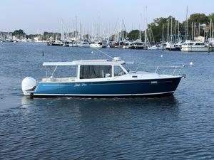 Used Mjm Yachts 35Z Downeast Fishing Boat For Sale