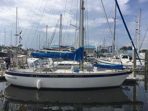 Used Corbin 39 Cruiser Sailboat For Sale