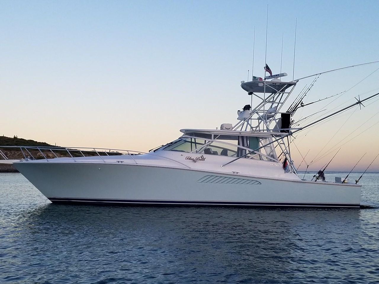 2004 Used Viking 45 Open Sports Fishing Boat For Sale