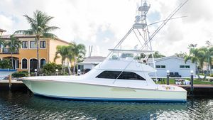 Used Viking 61' Convertible Fishing Boat For Sale