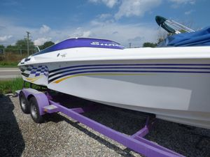 Used Sunsation 26 High Performance Boat For Sale
