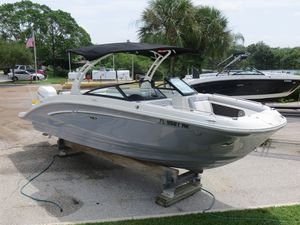 Used Sea Ray 270sdx Bowrider Boat For Sale