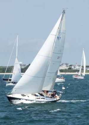 Used Palmer Johnson New YORK 40 Racer and Cruiser Sailboat For Sale