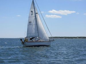 Used Shannon 28 Cutter Cruiser Sailboat For Sale
