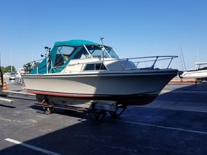 Used Stamas 21 Cuddy Cabin Boat For Sale