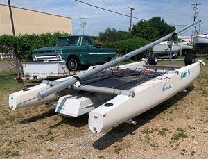 Used Nacra 6.0 Catamaran Sailboat For Sale