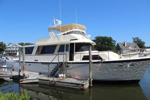 Used Hatteras 56 Motor Yacht Motor Yacht For Sale