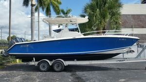 Used Jupiter 27 Open Fisherman Center Console Fishing Boat For Sale