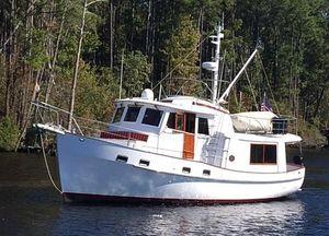 Used Kadey-Krogen 42 Widebody Ctrqn Trawler Boat For Sale