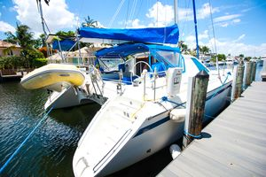 Used Privilege Jeantot Privilege 42 Catamaran Sailboat For Sale