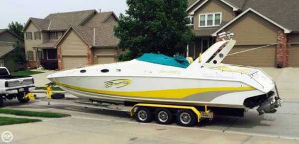 Used Baja 370 Force High Performance Boat For Sale