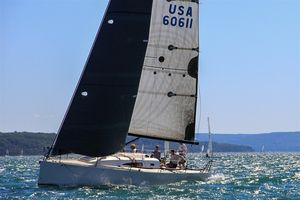 Used J Boats J/111 Racer and Cruiser Sailboat For Sale