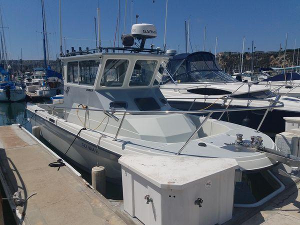 Used Radon Explorer Cuddy Cabin Boat For Sale