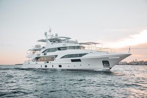 Used Benetti Classic Supreme 132 Motor Yacht For Sale