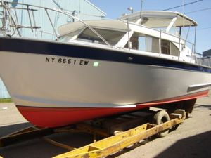Used Marinette 26 Express Cruiser Boat For Sale
