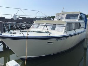Used Marinette Express Cruiser Boat For Sale