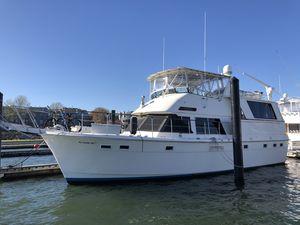 Used Atlantic 47 Long Range Motor Yacht For Sale