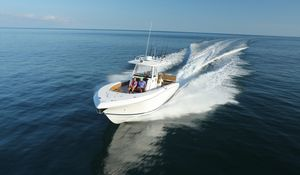 Used Fountain 34 CC Center Console Fishing Boat For Sale