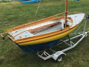 Used Herreshoff 12 1/2 Antique and Classic Boat For Sale