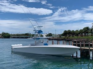 Used Bahama 41 Open Center Console Fishing Boat For Sale