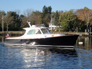 Used Hinckley Picnic Mkiii High Performance Boat For Sale