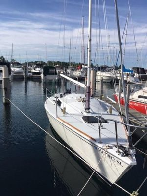 Used Mirage Kirby 25 Racer and Cruiser Sailboat For Sale
