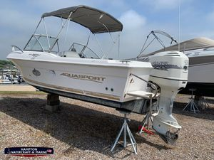 Used Aquasport 215 Osprey Sport Other Boat For Sale