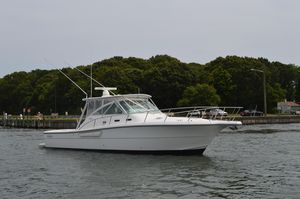 Used Rampage 38 Express Cruiser Boat For Sale