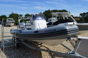Used Brig Inflatables Navigator 520 Tender Boat For Sale