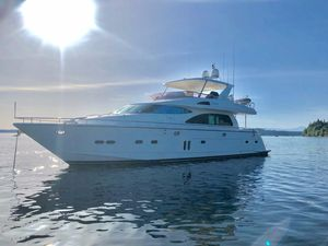 Used Horizon 73' Flying Bridge Motoryacht Motor Yacht For Sale