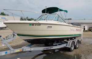 Used Pursuit 2000 Cuddy Cabin Cuddy Cabin Boat For Sale