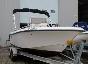 Used Mako 191 CC Center Console Fishing Boat For Sale