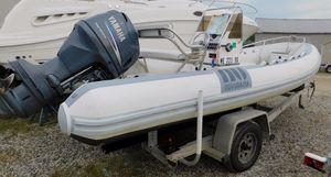 Used Novurania DL Tender Boat For Sale