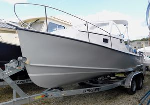 New Seaway 21 Seafarer Cuddy Cabin Boat For Sale