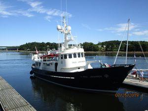 Used Smedvik Mek RS79 Commercial Boat For Sale